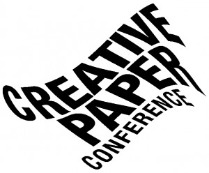Creative Paper Conference 2014 Logo